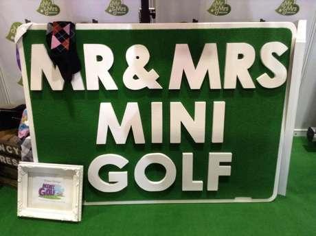 <p>Os valores para alugar o campo de mini-golfe variam de R$3.900,00 por três horas a R$ 7.100,00 por seis horas</p>