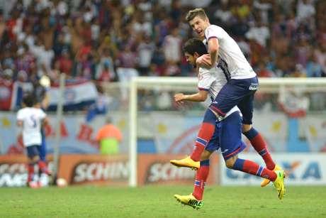 Bahia teve que mostrar muito poder de reação na semifinal