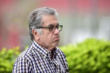 Preisdente do SPFC, Carlos Miguel Aidar tentou contratar Luxa após saída de Muricy