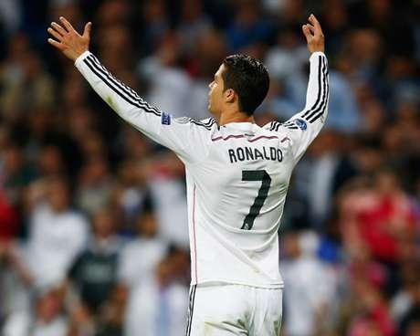Cristiano Ronaldo foi o artilheiro do Campeonato Espanhol
