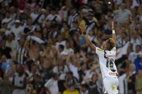 Rafael Silva marcou aos 46min do segundo tempo para dar vitória ao Vasco
