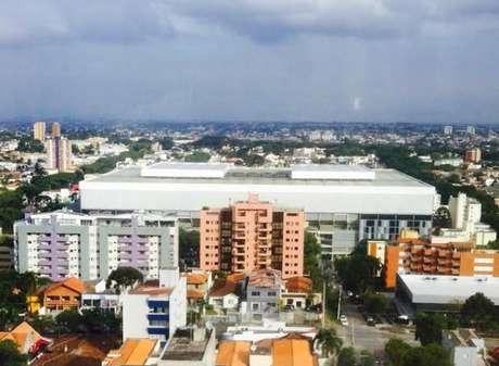 Custo da Arena da Baixada, de acordo com Ministério do Esporte, ficou em R$ 391,5 milhões