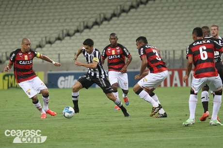 Outro gigante da região, o Vitória não resistiu ao Ceará na semifinal