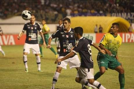 Time paraense fez 4 a 1 no Cuiabá no Pará