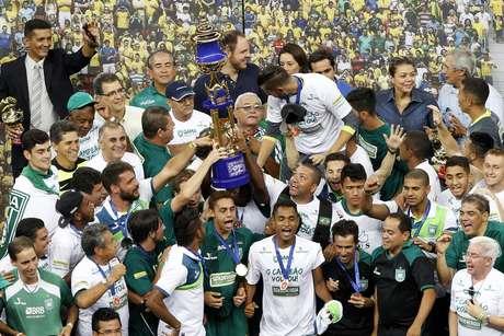 Gama comemora 11º título Estadual da sua história