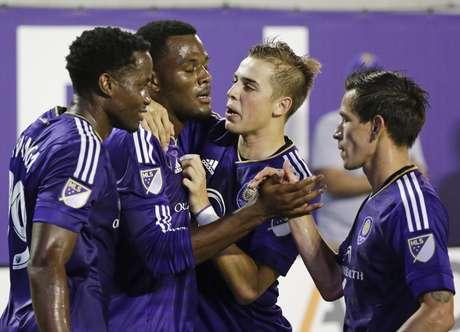 Orlando City faz festa: vitória de virada em amistoso