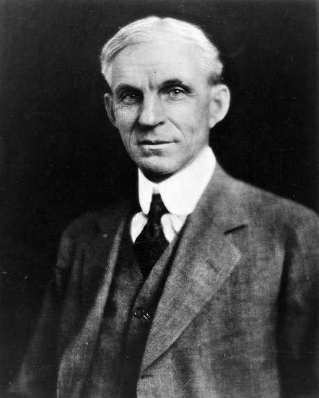 Empresário ficou famoso por introduzir o modelo de linha de montagem na indústria