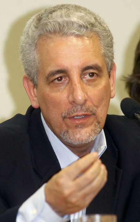 Henrique Pizzolato, ex-diretor do Banco do Brasil condenado no processo do Mensalão