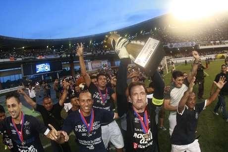 Título do Paraense garante Remo na Série D do Campeonato Brasileiro
