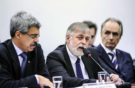 Paulo Roberto Costa, ex-diretor de Abastecimento da Petrobras, em depoimento na CPI da Petrobras, em 05 de maio