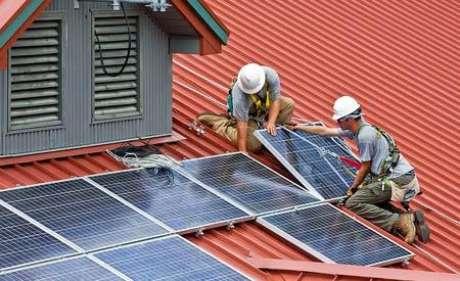 Em 2050, 13% das casas no Brasil utilizarão energia solar