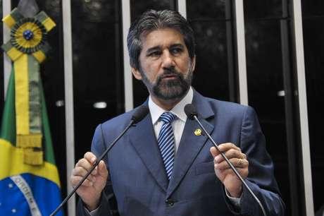O senador Valdir Raupp (PMDB-RO)