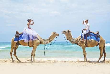 O oriente médio é o mais novo queridinho entre as noivas brasileiras