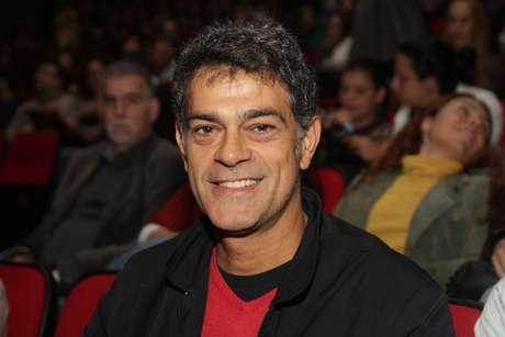 """Eduardo Moscovis marcou presença no espetáculo """"Torobaka"""", de Israel Galván e Akram Khan, no Auditório do Ibirapuera"""