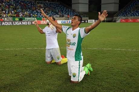 Time do Mato Grosso vai disputar a Copa Sul-Americana em 2016