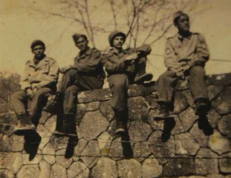 João Ferreira de Albuquerque foi um dos 25 mil soldados da Força Expedicionária Brasileira (FEB)