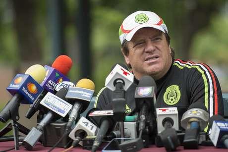 Miguel Herrera señala que México hará muy buen papel en la Copa América, y con grandes posibilidades de ganar la Copa Oro.