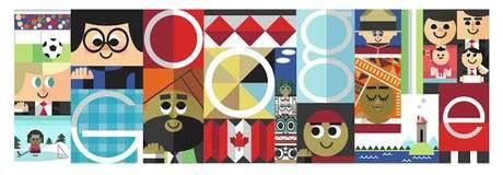 <p><strong>01 de julho -</strong> Dia do Canadá</p>