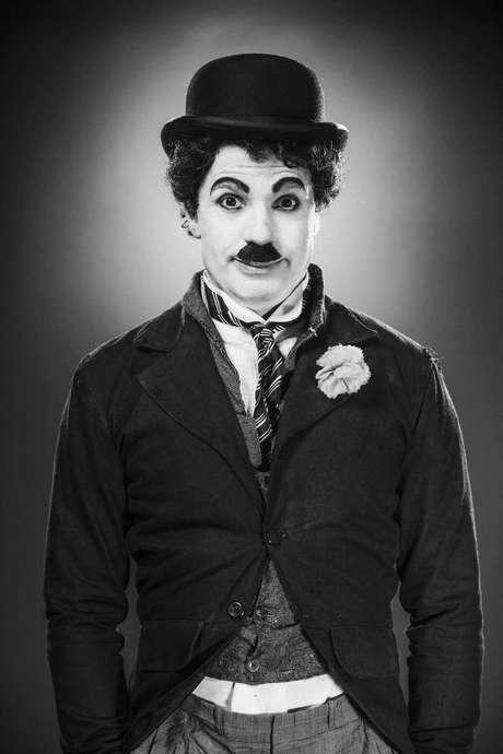 Jarbas Homem de Mello é Charles Chaplin em musical biográfico do artista que influenciou diversas linguagens artísticas