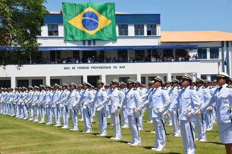 Marinha abriu 38 vagas para os Quadros Complementares de Oficiais
