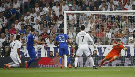 Morata voltou a balançar a rede contra o clube que o revelou e colocou a Juventus na final