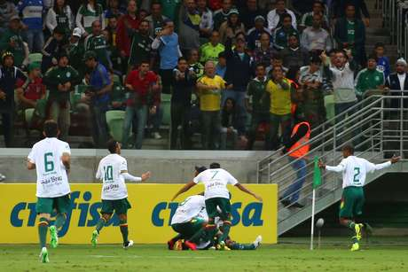 Allianz Parque receberá jogo de ida do Palmeiras