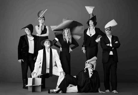 25 anos depois: retorno em grande estilo tem assessoria do estilista Dudu Bertholini e maquiagem de Duda Molinos