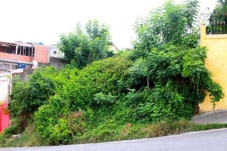 Terreno abandonado preocupa moradores da Vila Brasilândia