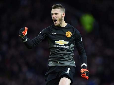 De Gea é goleiro do Manchester United e da seleção da Espanha
