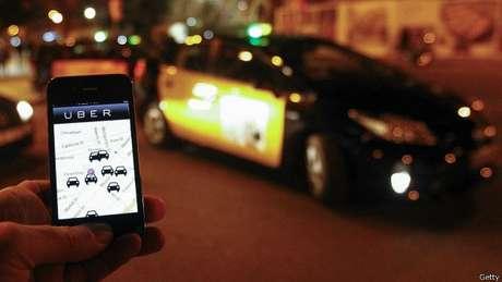 Uber disse que acusações são 'completamente infundadas'