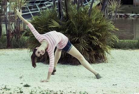 Jociane Cristina vai passar 15 dias em Nova York e fazer um curso de dança na Broadway