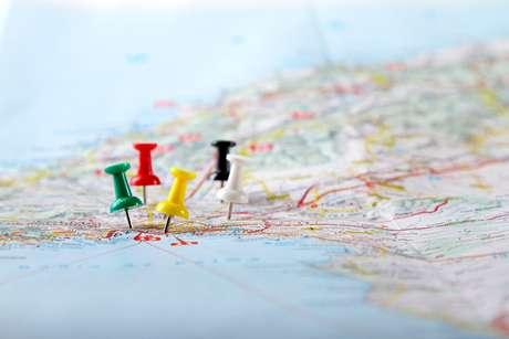 Traçar um plano para a visita turística pode ajudar a economizar tempo e dinheiro