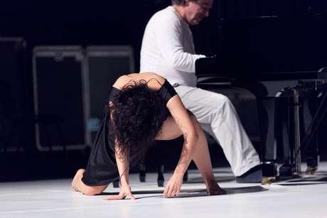 Movimentos de Morena Nascimento foram inspirados pela música de Benjamim Taubkin