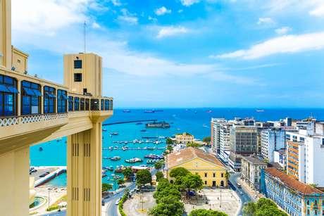 Salvador está entre cidades brasileiras visitadas por cruzeiros