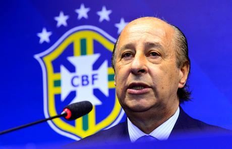 Del Nero afasta possibilidade de renúncia da CBF