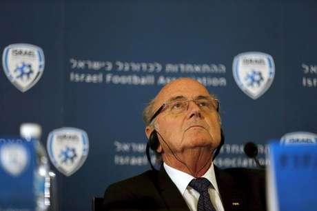 Presidente da Fifa, Joseph Blatter não foi preso
