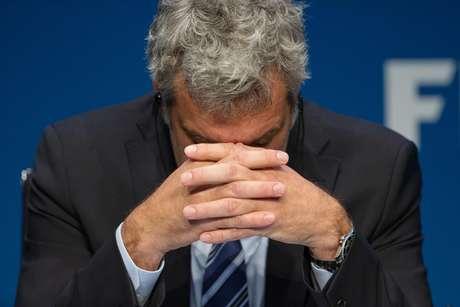 Fifa está envolvida em escândalo a dois dias de novas eleições presidenciais