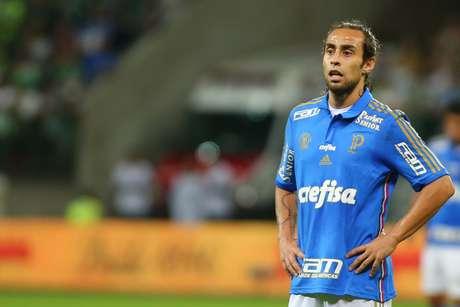 Valdivia jogou durante os 90 minutos, mas teve outra atuação ruim pelo Palmeiras