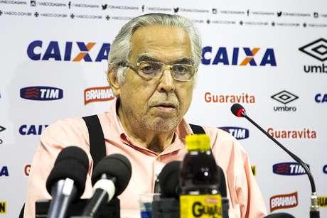 Eurico mostrou otimismo por Ronaldinho Gaúcho