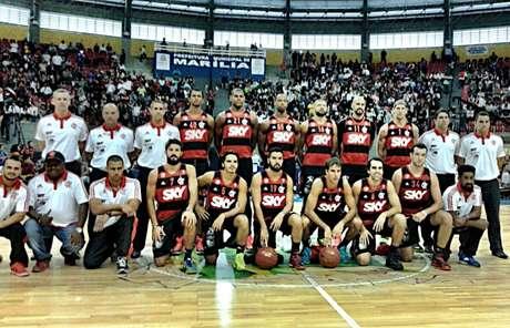 Flamengo conquistou o NBB pela quarta vez