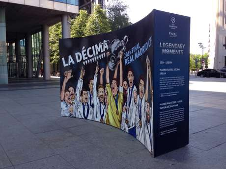 """""""La Décima"""" já foi colocada como um momento lendário da Champions"""