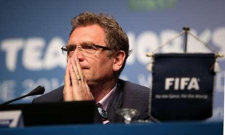 Jérôme Valcke pode estar  envolvido em escândalo