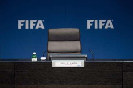 Cadeira de Blatter será ocupada por uma nova pessoa após congresso