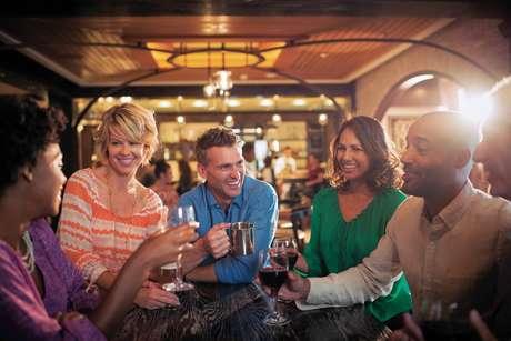 Pubs tradicionais e gourmet são destaque em cruzeiros