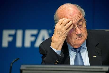 Joseph Blatter deixa a Fifa após 17 anos
