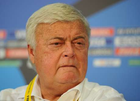 Teixeira é acusado de ter recebido propina para a exploração da Copa do Brasil