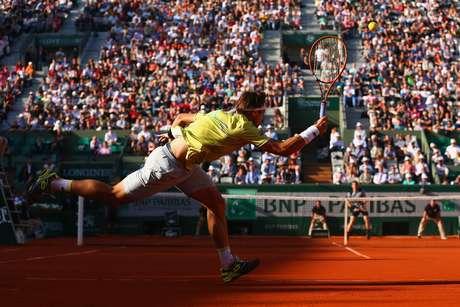 Murray eFerrer fizeram partida muito movimentada em Roland Garros