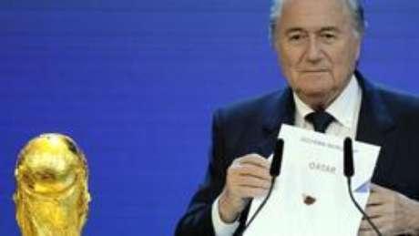 Blatter vai deixar o comando da Fifa