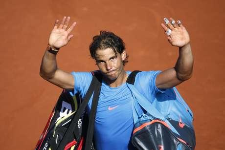 Rafael Nadal foi superado pela segunda vez em 72 partidas no Grand Slam francês