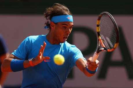 Rafael Nadal não foi agressivo o suficiente para bater Djokovic nesta quarta-feira